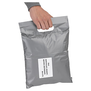 Plastic Mailing Bags With Handles