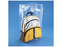 Plastic zak met zijvouw, 50 micron