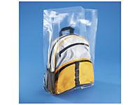 Plastic zak met zijvouwen 50 micron