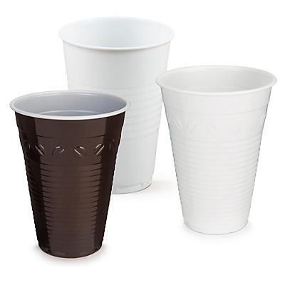 Plastikbecher für Heißgetränke RESTPOSTEN