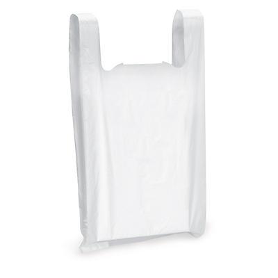 Plastikposer med hank - Prisbillige