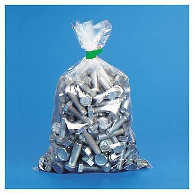 Plastpåsar 100 my - olika storlekar