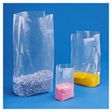Plastposer med belg - 30 my - Raja