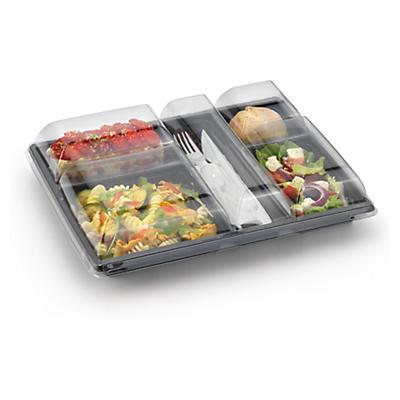 Plateau repas plastique Selfipack®