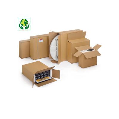 Platte doos