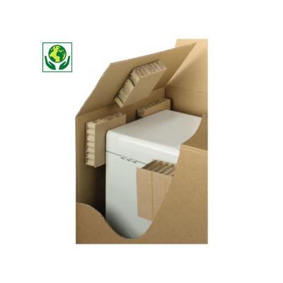 Plot de protection adhésif carton