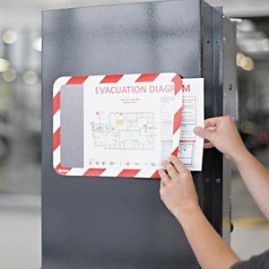 Pochette d'affichage de sécurité TARIFOLD