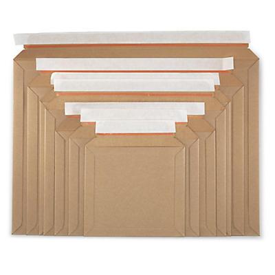 Pochette carton plat