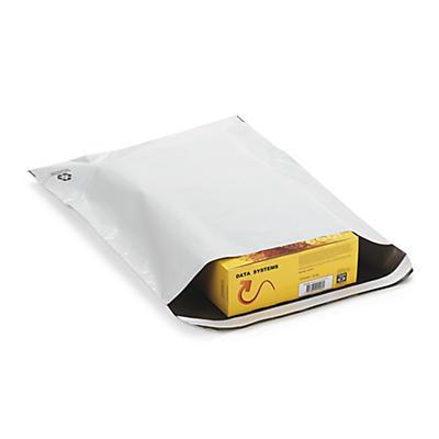 Pochette opaque en plastique 80% recyclé##Blickdichte Versandbeutel, 80% recycelt