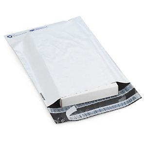 """Pochette plastique opaque """"aller-retour"""" 60 microns RAJA"""