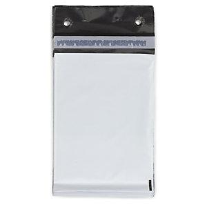 Pochette plastique opaque liassée 60 microns RAJA