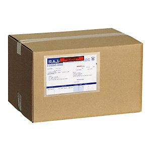 Pochette porte-documents adhésive imprimée Éco RAJA