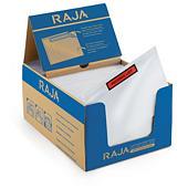 Dokumententaschen mit Aufdruck RAJALIST Super