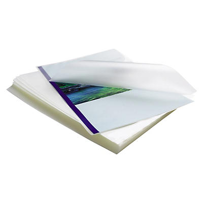 Pochette transparente pour plastifieuse FELLOWES