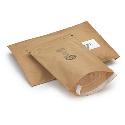 Polstrede papirkonvolutter - Jiffy Green