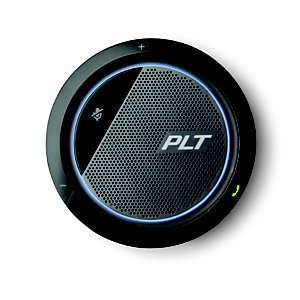 POLY Calisto 3200 - Micro et haut-parleur USB-C pour audio conférence - Noir