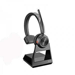 poly Savi 7210 Mono - Casque sans fil + Station de recharge - Noir
