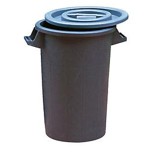 Polyethyleen vuilnisbak 75 L