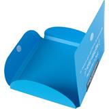 Porta Mascarillas FFP2, Azul