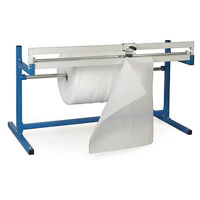 Porta-rolos cortador horizontal móvel Hüdig Rocholz