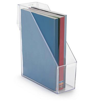 Porte-revues cristal transparent Lagoon LEITZ