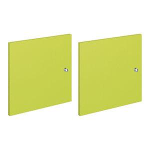 Portes Multicases - Vert (Lot de 2)