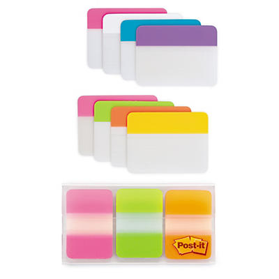 Post-it 3M Marque-pages rigide##Post-it 3M Index-Haftstreifen strong