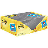 Post-it® 655-CY Canary Yellow™ Notas Adhesivas Bloques 76 x 127 mm, amarillo canario, 100 hojas