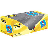 Post-it® Canary Yellow™ Notas Adhesivas Bloques 76 x 76 mm, amarillo canario, 100 hojas