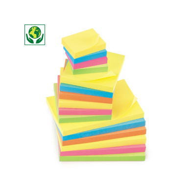 Post-t super sticky Rio##Post-it memo's Rio