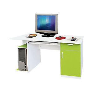 Postazione Start Up, 140 x 57 x 75 h, Bianco/Verde