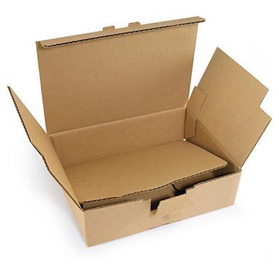 Postesker med automatbunn - Pakke i postkassen - Bring