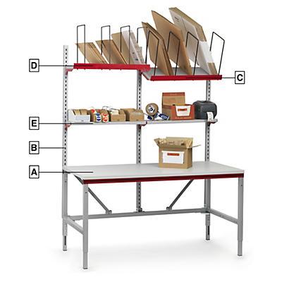 Posto de embalagem SYSTEM FLEX