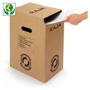 Poubelle à papier 20 litres RAJA
