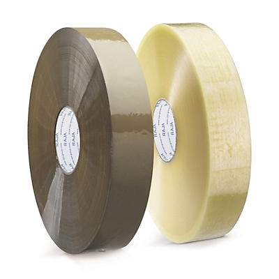 PP packaging tape, machine length rolls