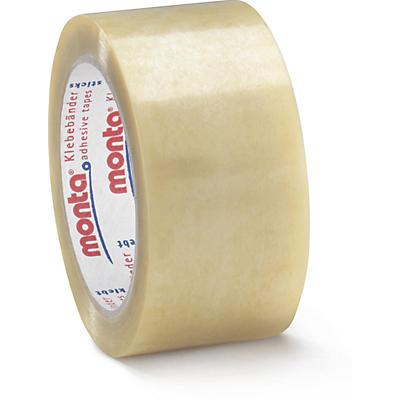 Präglad PVC-packtejp - Monta®