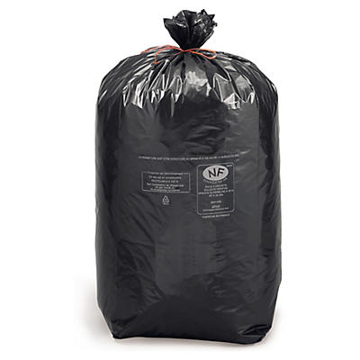 Preiswerte Müllsäcke für leichte Abfälle 25 - 35 µ