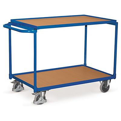 Přepravní policový vozík