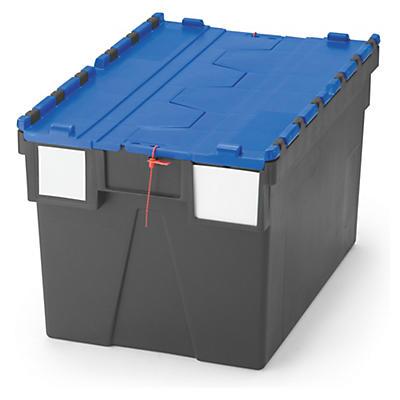 Prepravný kontajner s farebným krytom
