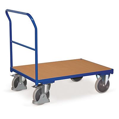 Prepravný plošinový vozík