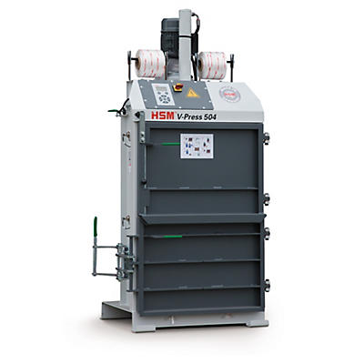 Pressa rifiuti V-Press 504 HSM