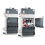 Presse à balles V-Press 610 HSM