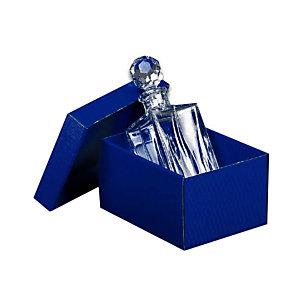 Pressel 10 boîtes cadeau A3 bleu