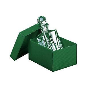 Pressel 10 boîtes cadeau A5 vert