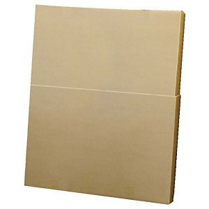 Pressel 10 Boîtes télescopiques, brun, 700x85x500-900mm