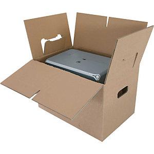 Pressel 10 Caisses de déménagement 650x350x370mm