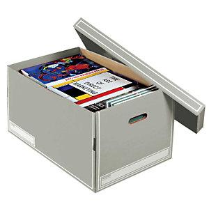 Pressel 10 Jumbo-Box gris