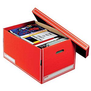 Pressel 10 Jumbo-Box rood