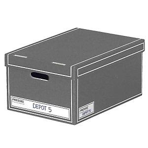 Pressel 10 Store-Box gris Magnum