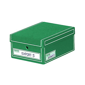Pressel 10 Store-Box groen A4